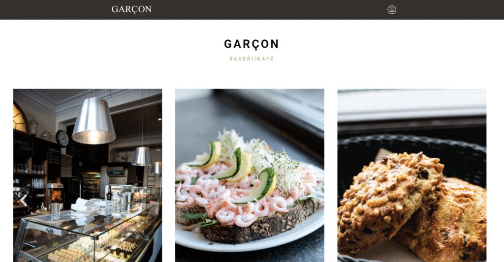 Garcon.no