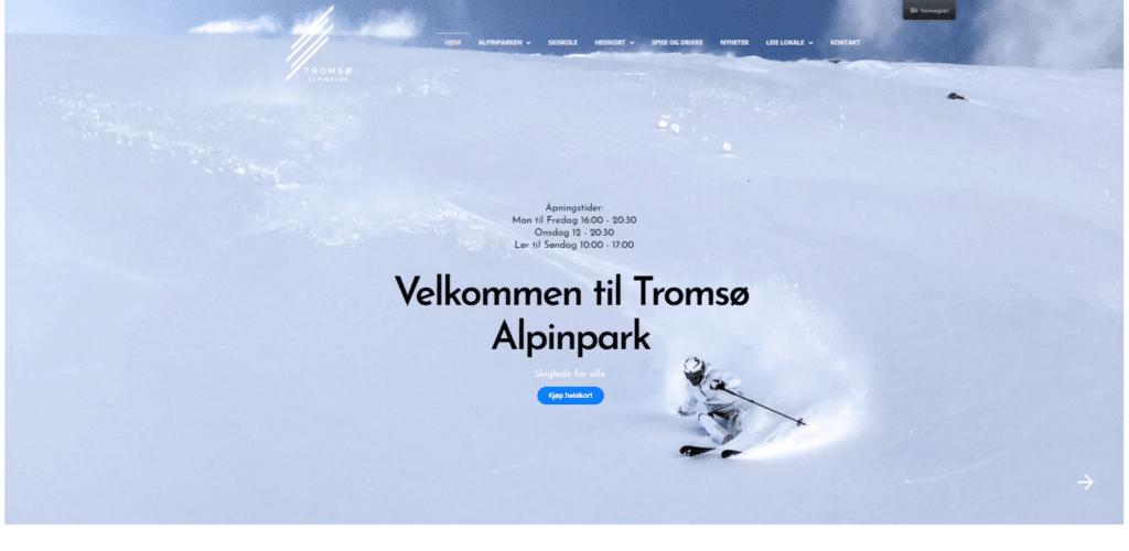 Tromsoalpinpark.no